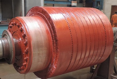 Rewinding Of 1600 KW, DC Armature